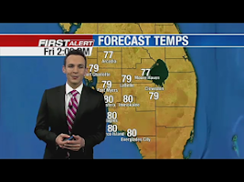 Screenshot of NBC2 Wx