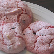 Smuckers Strawberry Angel Cookies