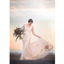 Every girl is a princess in her own fairytaleweddings by Shelby Oliver - Wedding Bride ( fairytale, disneyweddings, dreamweddings, sanfranciscoweddingphotographer, walnutcreekwedding )