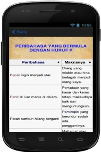 PERIBAHASA MELAYU LENGKAP- screenshot thumbnail