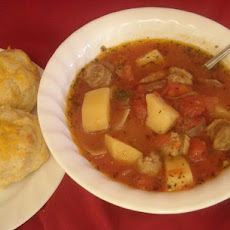 Italian (Turkey) Sausage Soup