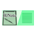 BJNote,WorkSheet,Memo,Note icon