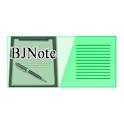 BJNote,雜誌,筆記本,記事本 icon