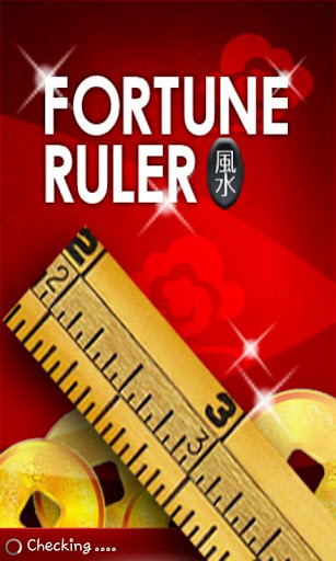 Fengshui Ruler