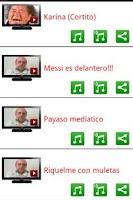 Screenshot of La Botonera Mediatica