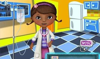 Screenshot of Medical Care