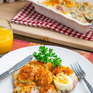 Egg Au Gratin Recipes