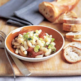 Cannellini Bean, Scallion, and Prosciutto Dip