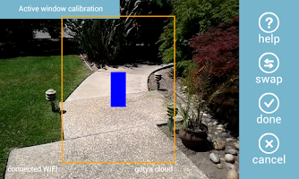 Screenshot of Gotya Surveillance Camera