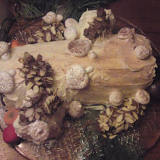 Yule Log (buche De Noel) Mccall's Cooking School