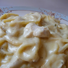 Campbell's 2 Step Creamy Chicken and Pasta