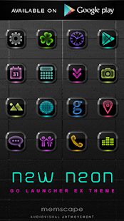 How to get GO Locker NEW NEON Theme v1.0 unlimited apk for laptop