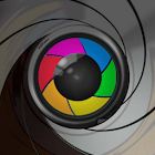 Camera ZOOM FX Cool Borders icon