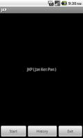 Screenshot of JKP(Jan Ken Pon)