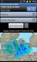 Screenshot of It is raining? Rainfall/Sat