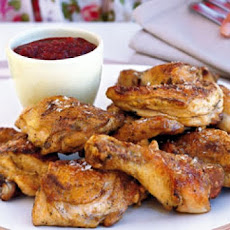 Cumin-Marinated Chicken Wings