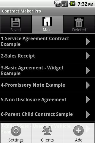 Contract Maker Pro Lite