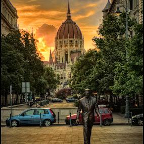 by Petar Tudja - City,  Street & Park  Street Scenes (  )