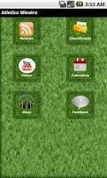 Screenshot of Noticias do Atletico Mineiro
