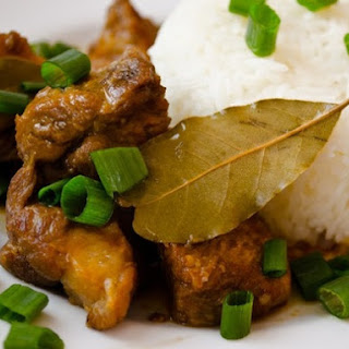 Pork Adobo With Vegetables Recipes