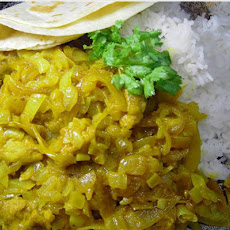 Dopiaza (Pork Curry With Onions)