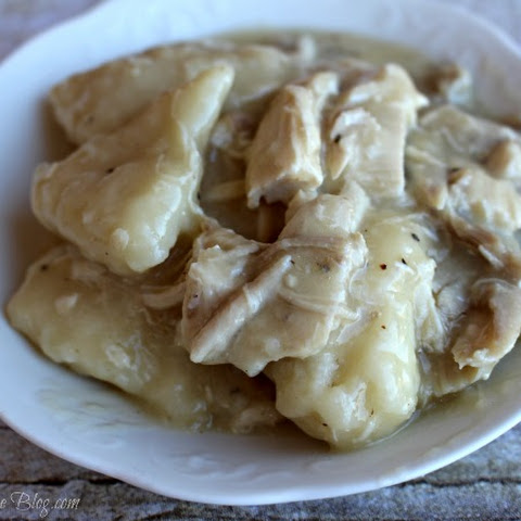 Old Fashion Chicken 'n Dumplins