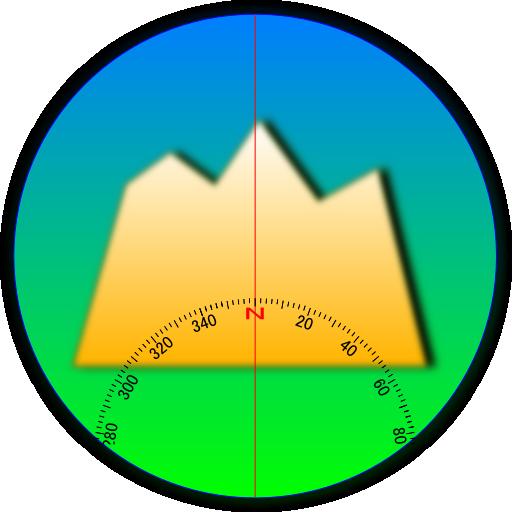 CameraCompass 旅遊 App LOGO-硬是要APP