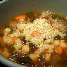 Minestrone With Kale
