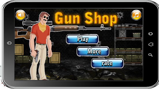 My Gun Shop - screenshot