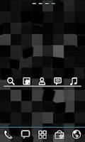 Screenshot of ICS Search Line for GO Widget