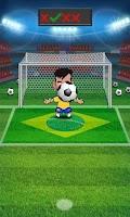Screenshot of Football game