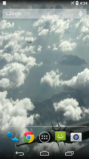 Aircraft Video Live Wallpaper- screenshot thumbnail