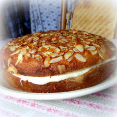 Honey Almond Cake