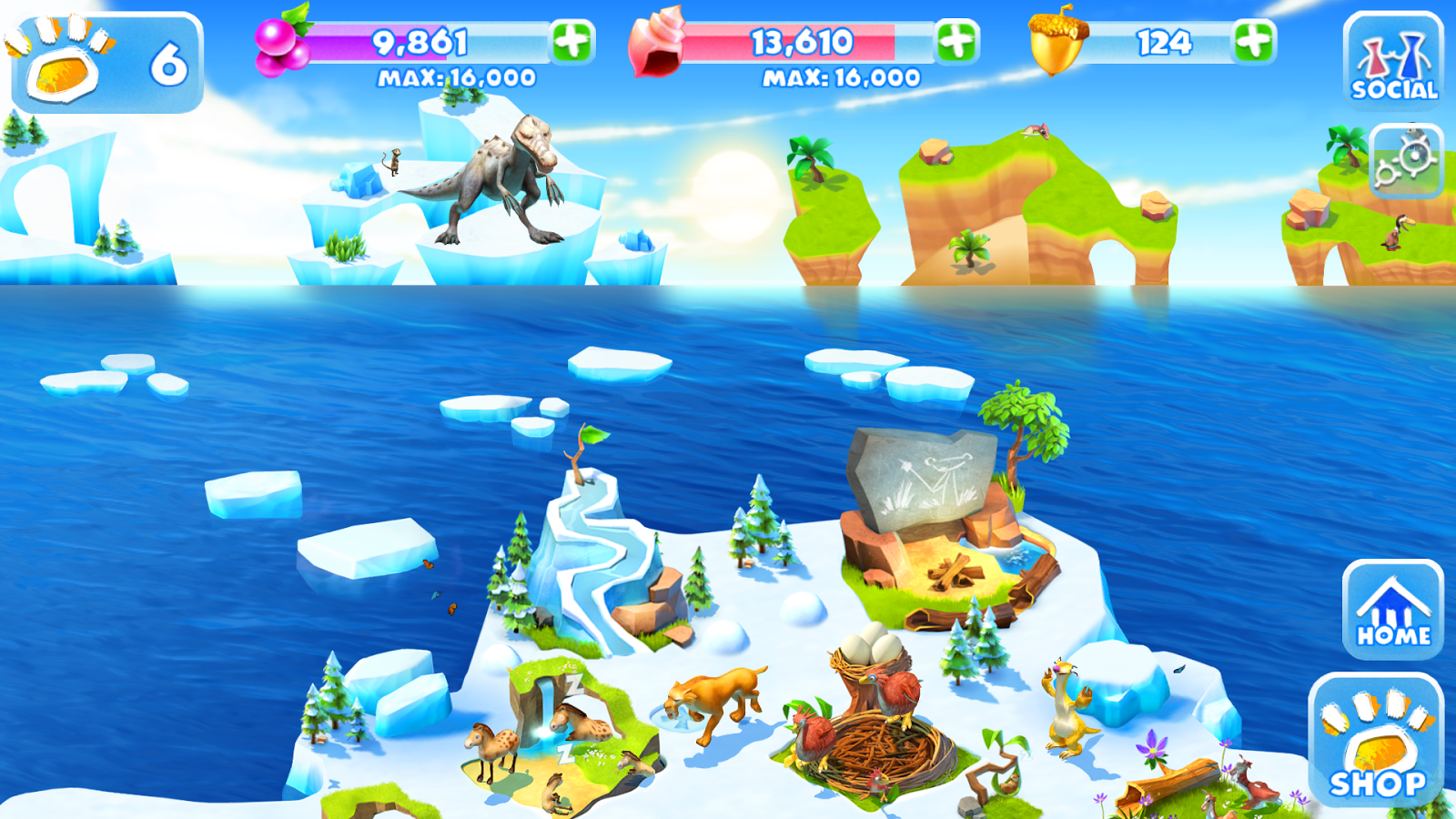 Ice Age Adventures Screenshot 11