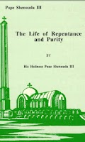 Screenshot of The Life of Repentance& Purity