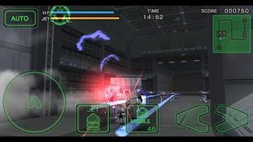 Screenshot of Destroy Gunners SP