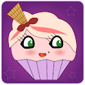Cupcake Live Wallpaper icon
