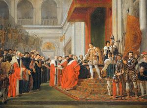 RIJKS: Joseph Denis Odevaere: painting 1830