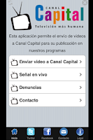 Screenshot of Canal Capital
