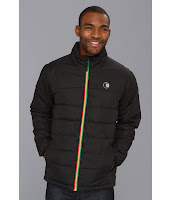 Billabong - All Day Puff Jacket (Black) - Apparel