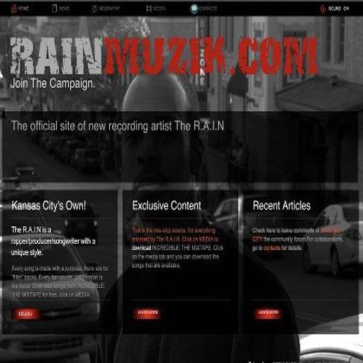 Rainmuzik 音樂 App LOGO-APP試玩