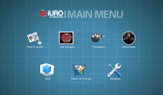iURO Andrology - screenshot