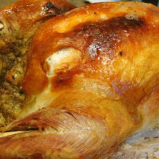 Traditional Roast Stuffed Turkey