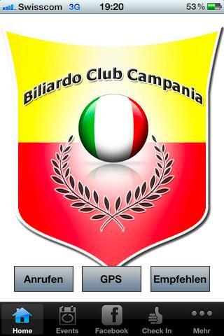 Bilardo Club Campagna