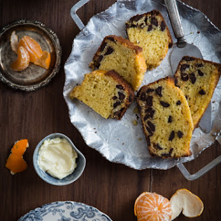 Orange Chocolate Chunk Quick Bread