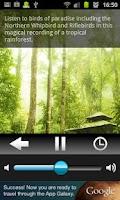 Screenshot of Dream Sounds Free