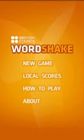 Screenshot of Wordshake