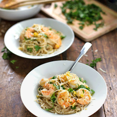 15 Minute Shrimp Scampi
