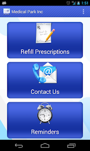 Medical Park Pharmacy inc. - screenshot