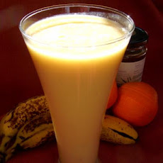 Orange Banana Drink